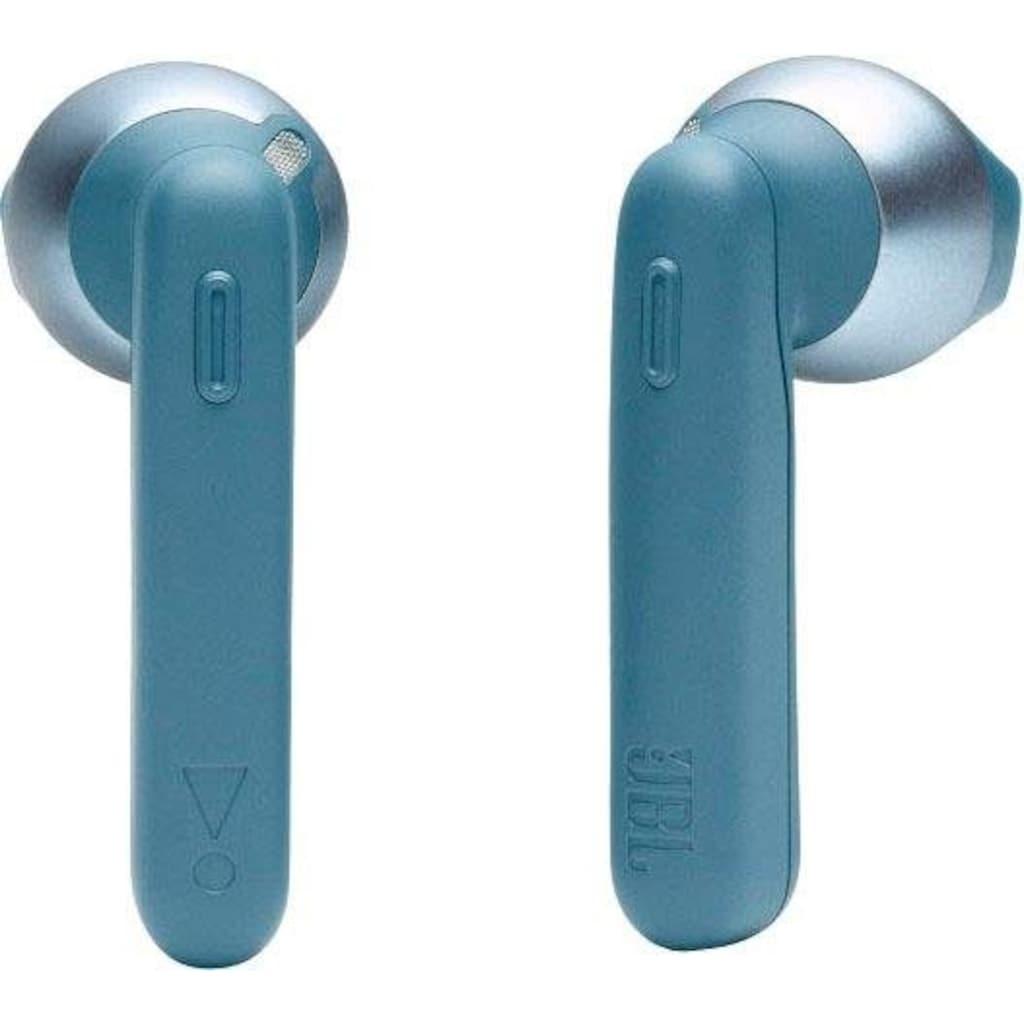 JBL In-Ear-Kopfhörer »Tune 220 True wireless«, Bluetooth, True Wireless