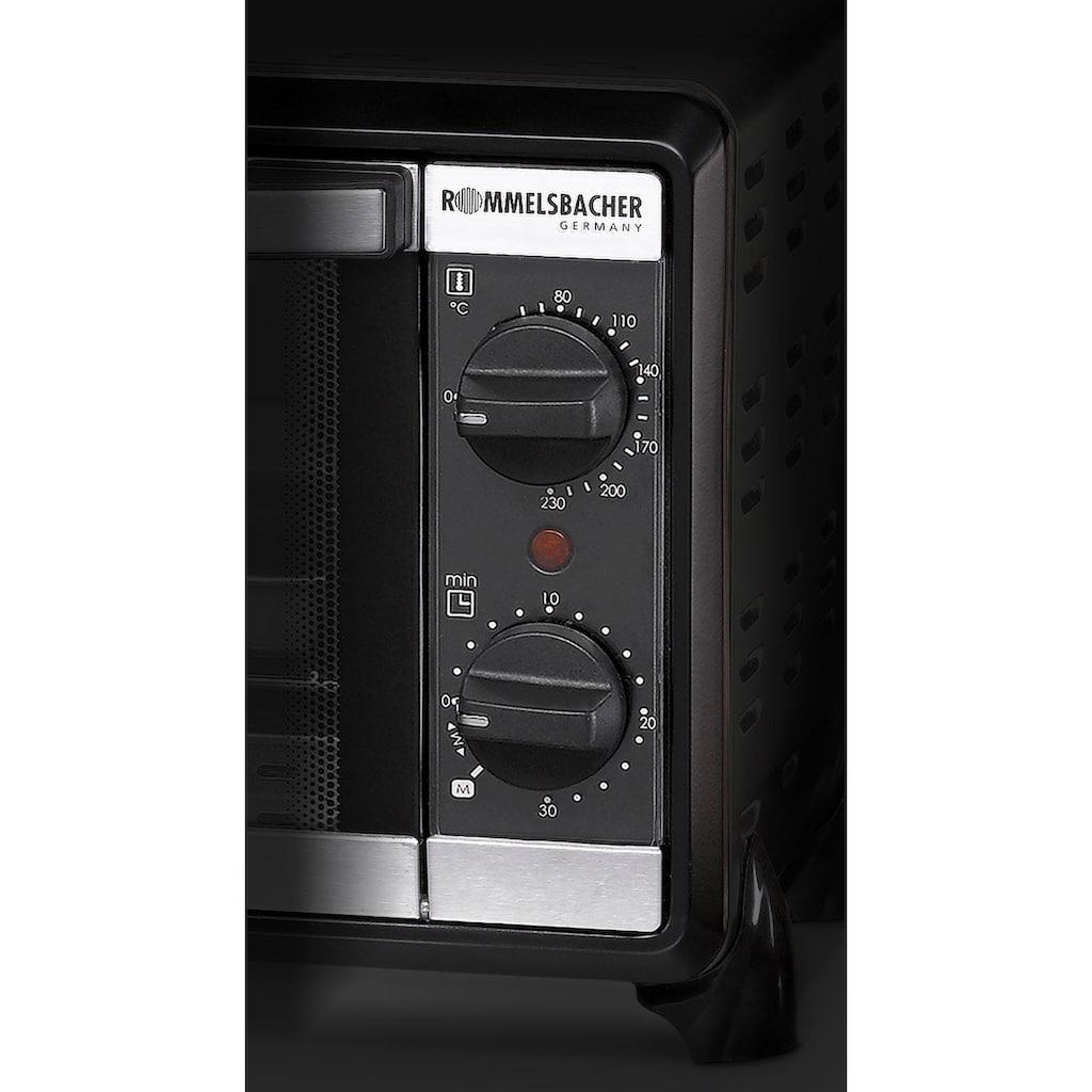 Rommelsbacher Multiofen »BG 950«, 950 W