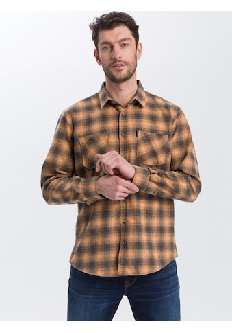 Cross Jeans® Flanellhemd »35309« kaufen