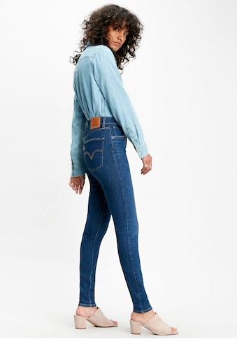 Levi's® Skinny-fit-Jeans »Mile High Super Skinny«, High Waist kaufen