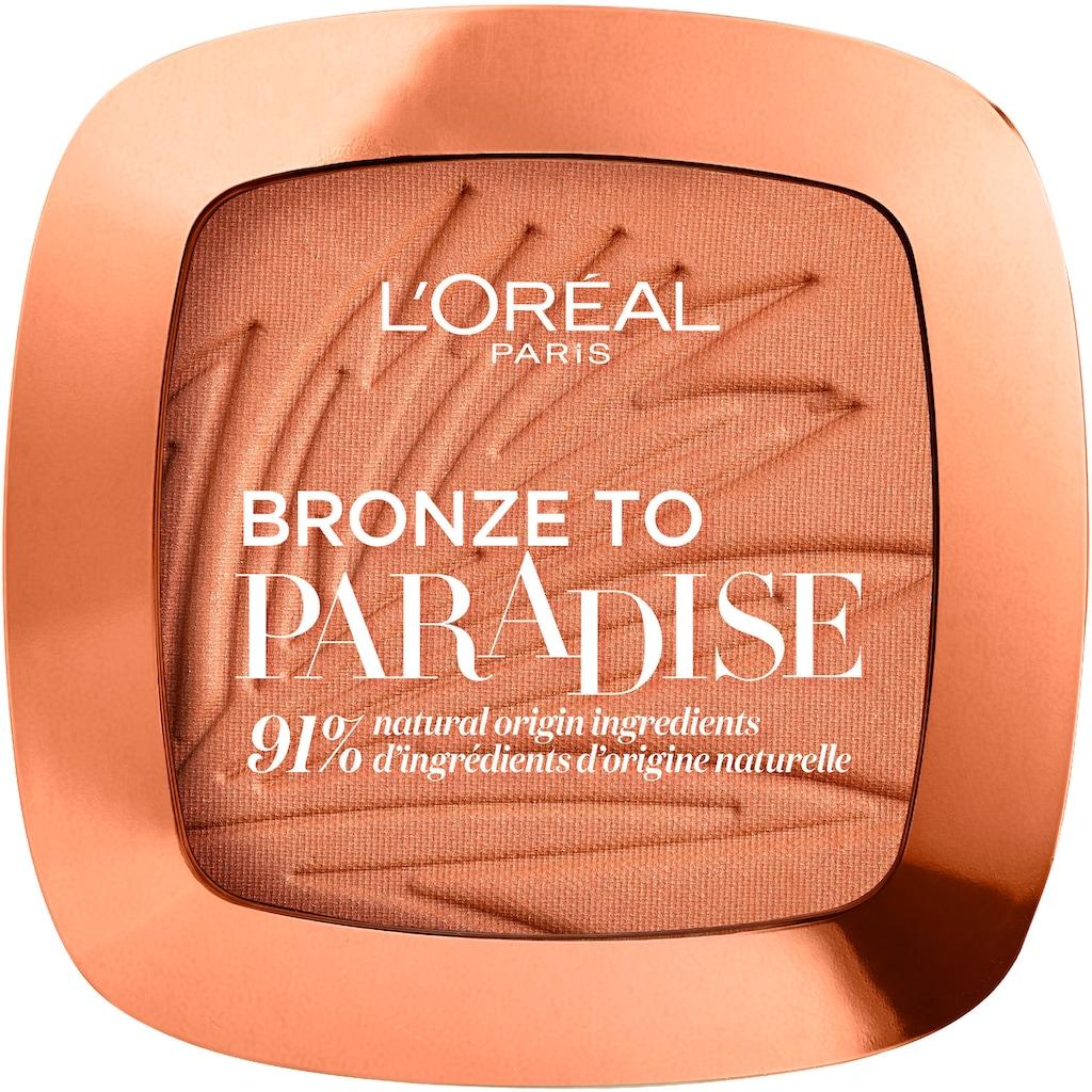 L'ORÉAL PARIS Bronzer-Puder »Back to Bronze«