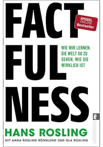 Buch »Factfulness / Hans Rosling, Anna Rosling Rönnlund, Ola Rosling, Hans Freundl,... kaufen