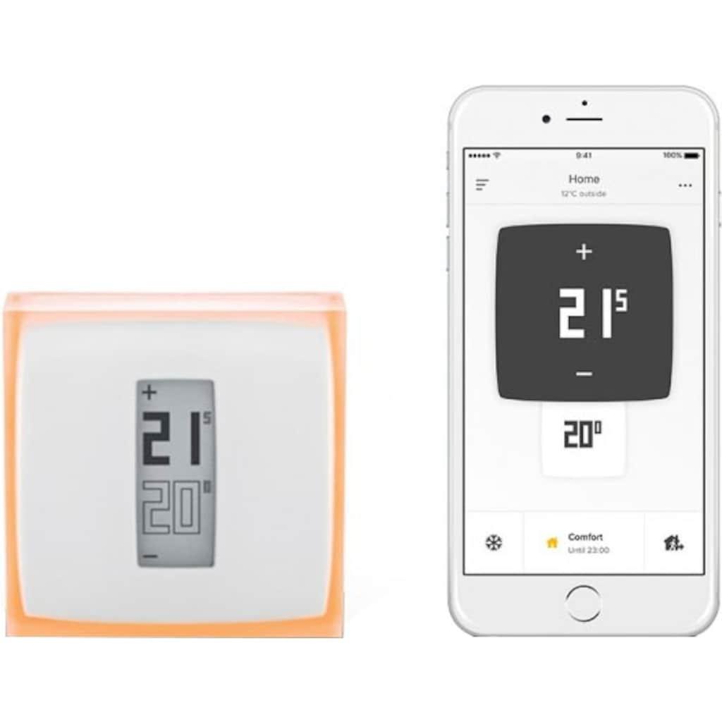 Netatmo Heizkörperthermostat »Smartes Thermostat«