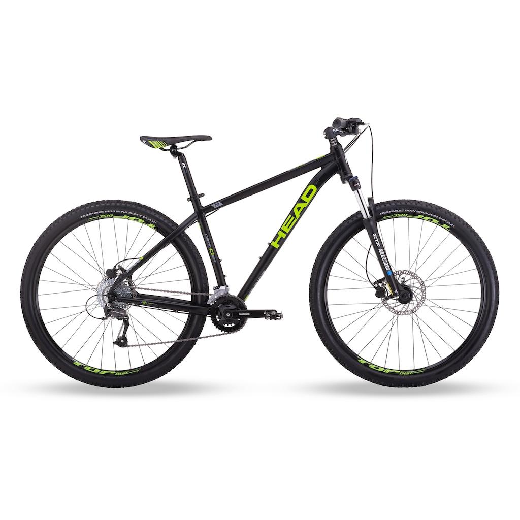 Head Mountainbike »Granger«, 18 Gang, Shimano, Altus RDM370 Schaltwerk, Kettenschaltung