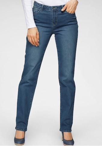 H.I.S Comfort-fit-Jeans »COLETTA NEW HIGH RISE«, Nachhaltige, wassersparende... kaufen
