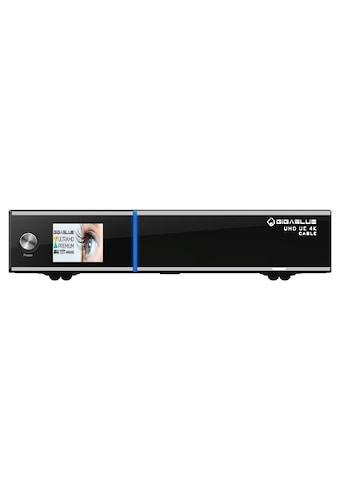 Gigablue Linux Kabel Receiver FBC DVB-C/C2 Tuner, 1x CI, HDMI, 3x USB kaufen