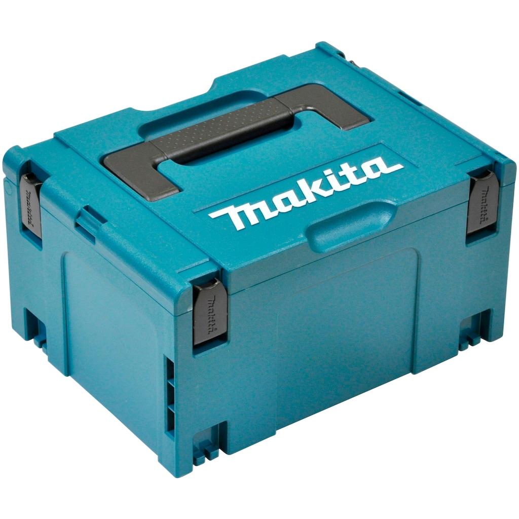 Makita Werkzeugkoffer »MAKPAC Gr. 3«, unbefüllt, BxHxT: 29,5x21,7x39,5 cm