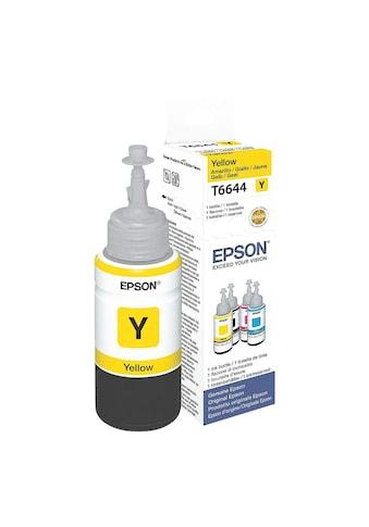 Epson Tintenbehälter Nr. T66 kaufen