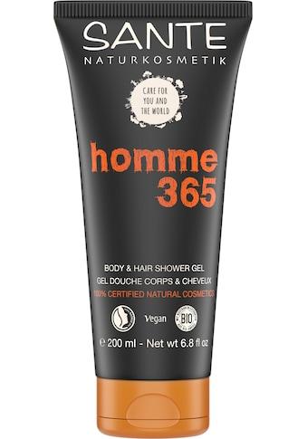 SANTE Duschgel »Homme 365 Body & Hair« kaufen