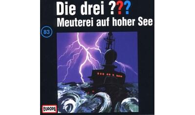 Musik - CD DIE DREI ???  83  -  MEUTEREI AU / DIE DREI ???  83, (1 CD) kaufen