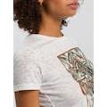 Cross Jeans® T-Shirt »55738«, Legeres Shirt mit Front-Print