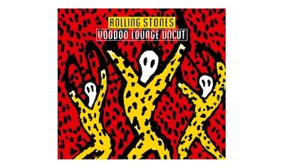 Musik-CD »Voodoo Lounge Uncut (DVD+2CD) / Rolling Stones,The« kaufen