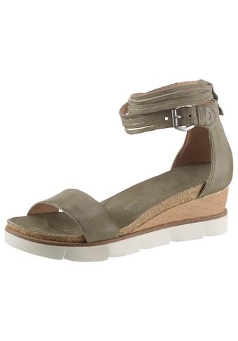 Mjus Sandalette »TAPASITA«, mit Bändern kaufen