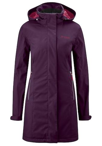 Maier Sports Softshelljacke »Biggi«, Softshell-Mantel für Freizeit und Outdoor kaufen