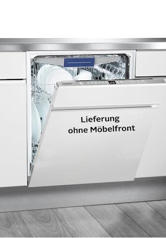 SIEMENS vollintegrierbarer Geschirrspüler iQ300, 9,5 Liter, 14 Maßgedecke kaufen