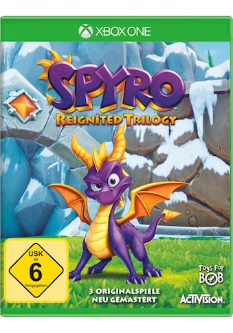 Spyro Reignited Trilogy Xbox One kaufen