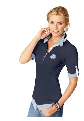Inspirationen Poloshirt in sommerlicher Pikee - Qualität kaufen