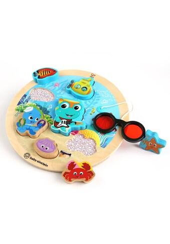 Baby Einstein Steckpuzzle »Baby Einstein, Erlebnis-Puzzle Unterwasserwelt«, aus Holz kaufen