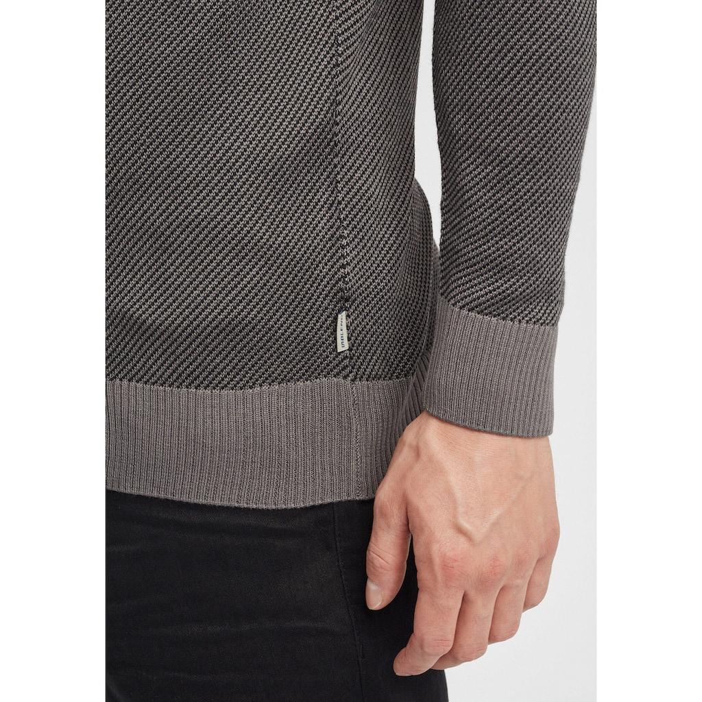 Blend Cardigan »Londer«, Strickjacke aus Feinstrick