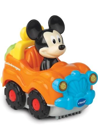 """Vtech® Spielzeug - Auto """"Tut Tut Baby Flitzer Mickys Geländewagen"""" kaufen"""