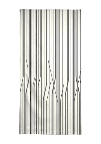 Juniqe Strandtuch »Birch«, (1 St.), Weiche Frottee-Veloursqualität kaufen