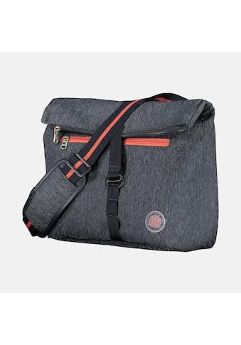LERROS Umhängetasche »Messenger Bag«, unifarben mit Kontrastdetails kaufen