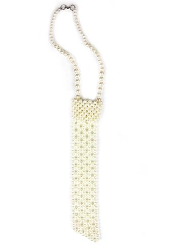 J.Jayz Collier »im Krawattendesign«, mit Acrylperlen kaufen