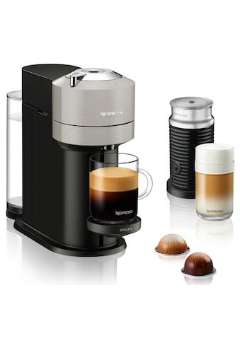 Nespresso Kapselmaschine XN911B Vertuo Next inkl. Aeroccino 3 kaufen