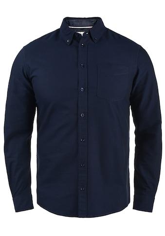 Blend Langarmhemd »Dubbo«, Hemd mit Knopfleiste kaufen