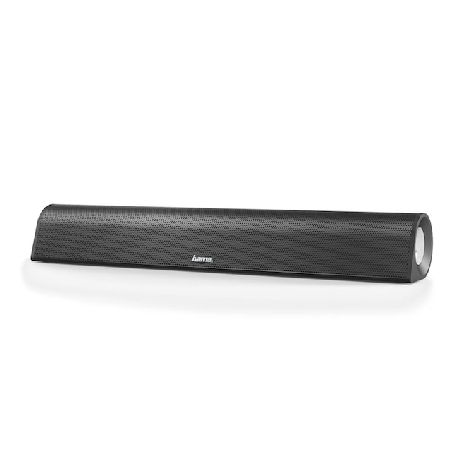 Hama PC Lautsprecher, Soundbar für Computer, TV etc. mit Klinke »aktive 2.0 Stereo-Lautsprecher«