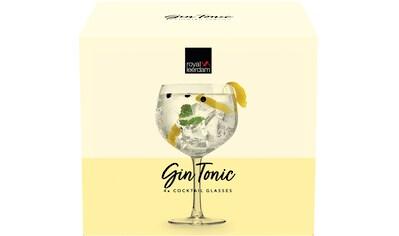 "van Well Cocktailglas ""Gin Tonic"" (4 - tlg.) kaufen"