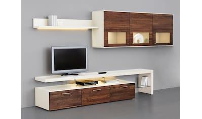 GWINNER Wohnwand »SOLANO« (Set, 3 - tlg) kaufen