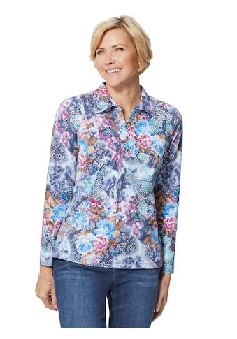 Classic Basics Shirt mit Polokragen kaufen