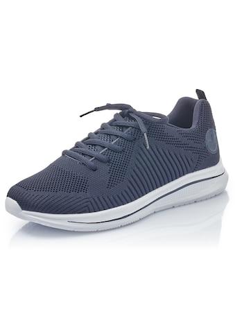 Rieker Sneaker, im gestrickten Look kaufen