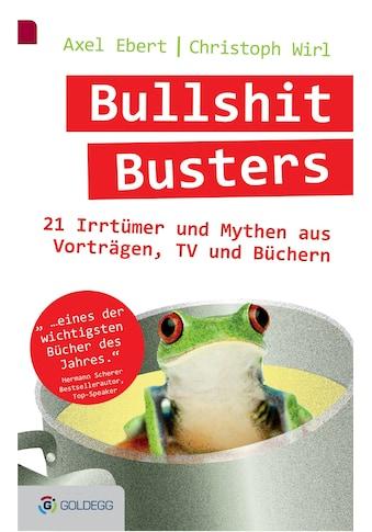 Buch »Bullshit Busters / Axel Ebert, Christoph Wirl« kaufen