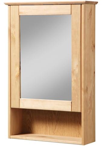 WELLTIME Spiegelschrank »Venezia Landhaus«, Breite 42 cm, aus Massivholz kaufen