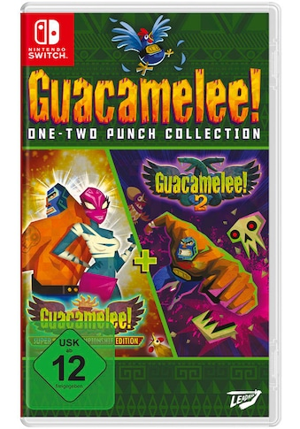 Guacamelee One - Two Punch Collection Nintendo Switch kaufen