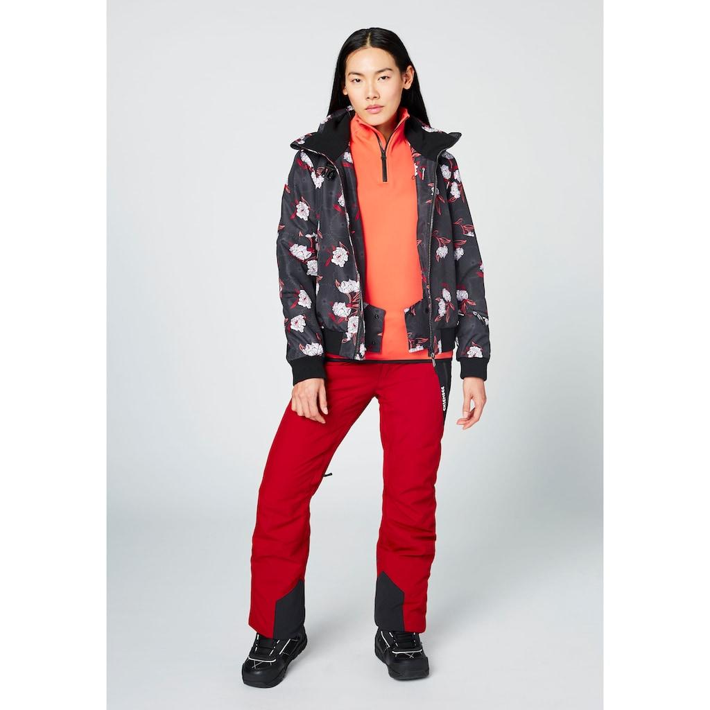 Chiemsee Strickfleece-Pullover »Fleecepullover für Damen«