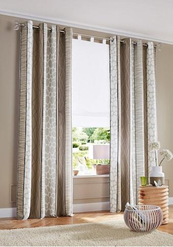 Vorhang, »Gosen«, my home, Ösen 2 Stück kaufen