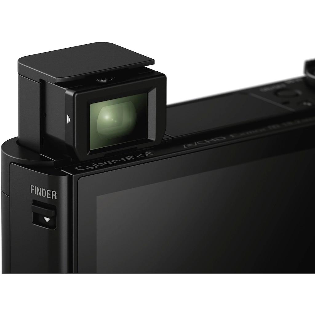 Sony Kompaktkamera »DSC-HX80«, 18,2 MP, 30x opt. Zoom, NFC-WLAN (Wi-Fi)