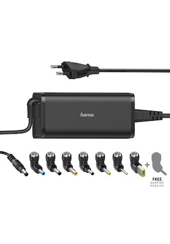 Hama Universal - Notebook - Netzteil, 15 - 19V/90W »8 Notebookstecker« kaufen