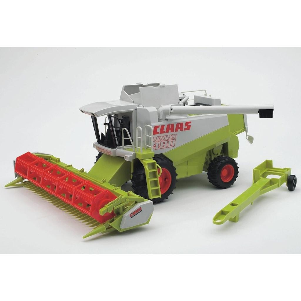 Bruder® Spielzeug-Mähdrescher »Claas Lexion 480«, Made in Germany