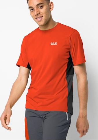 Jack Wolfskin T-Shirt »NARROWS T M« kaufen