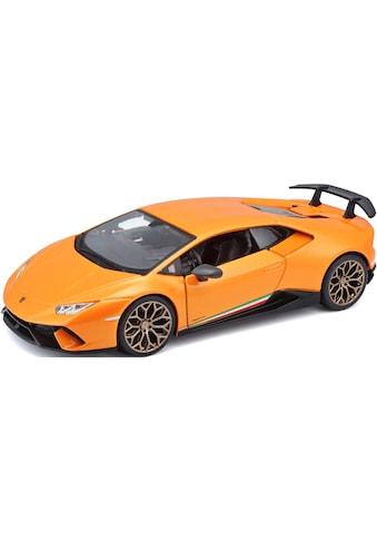 Bburago Sammlerauto »Lamborghini Huracan Performate«, 1:24 kaufen