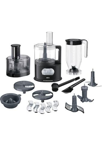 Braun Küchenmaschine FP 5160, 1000 Watt, Schüssel 2 Liter kaufen