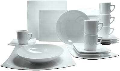 CreaTable Kombiservice »NEW ELEGANCE«, (Set, 30 tlg.) kaufen