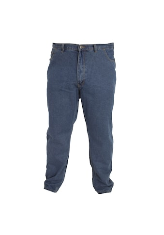 Duke Clothing Comfort-fit-Jeans »Herren Rockford Kingsize Komfort Fit Jeans« kaufen