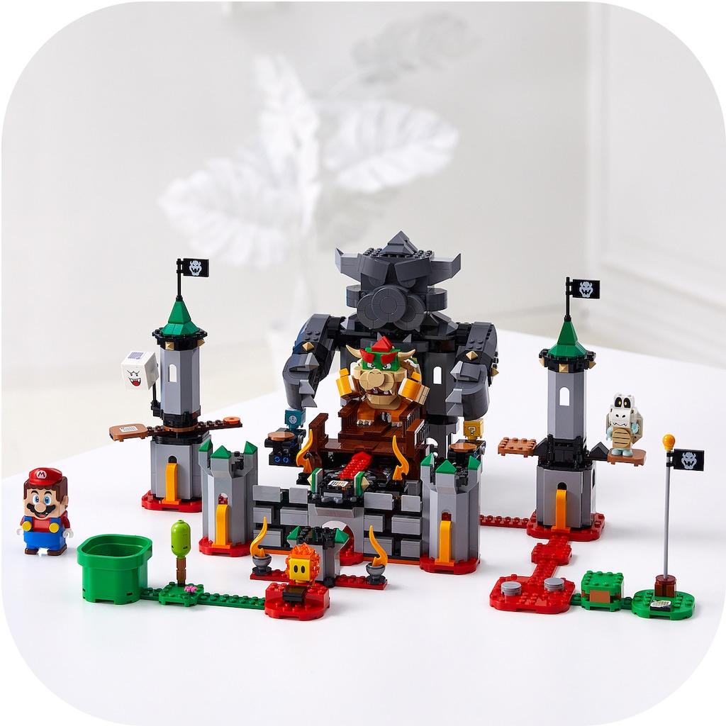 """LEGO® Konstruktionsspielsteine """"Bowsers Festung – Erweiterungsset (71369), LEGO® Super Mario"""", Kunststoff, (1010-tlg.)"""