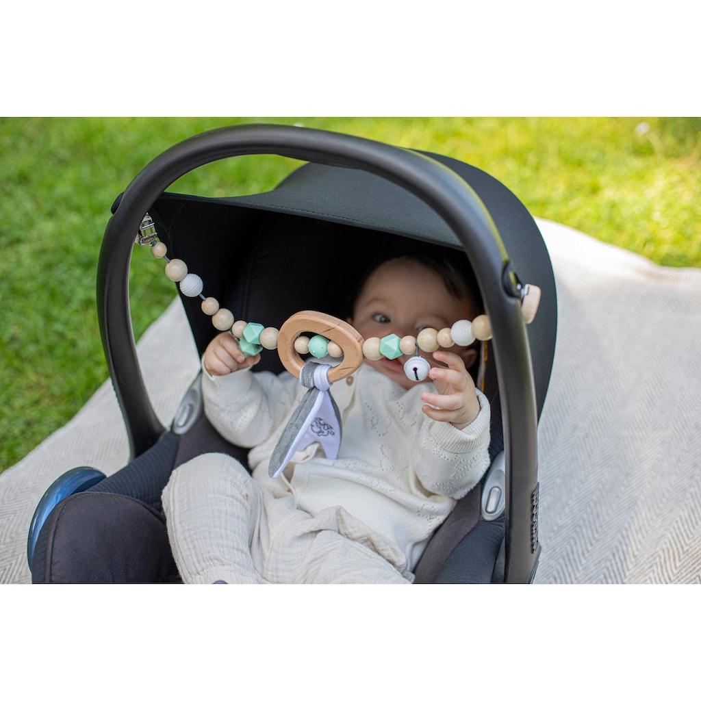 Eichhorn Kinderwagenkette »BabyPure«, FSC®-Holz aus gewissenhaft bewirtschafteten Wäldern