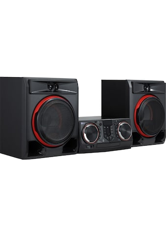LG »CL65« Kompaktanlage (FM - Tuner mit RDS, 950 Watt) kaufen